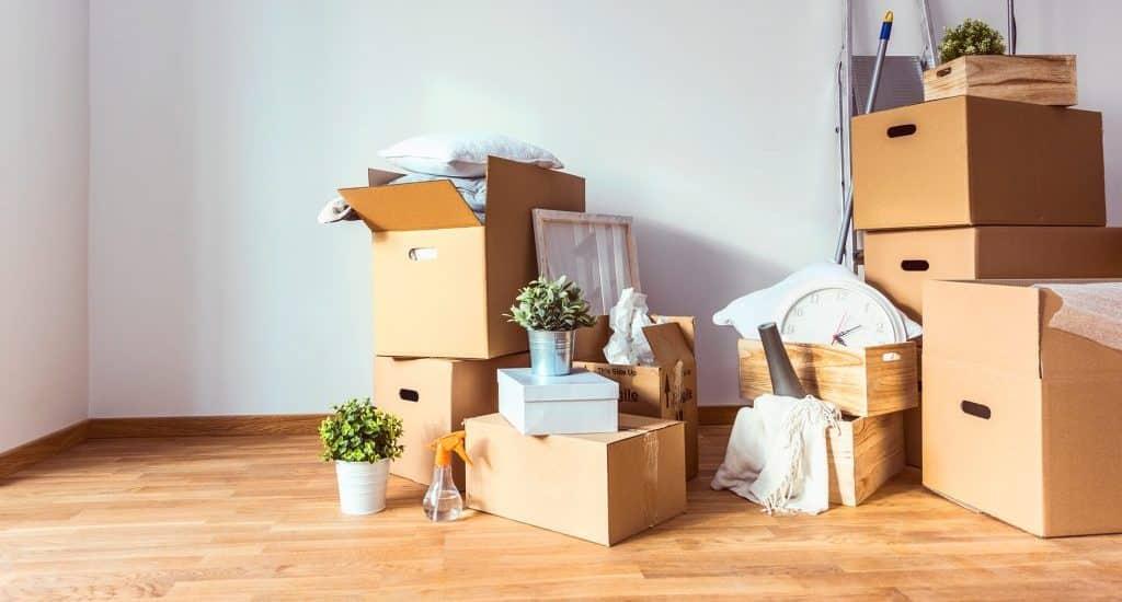emménagement